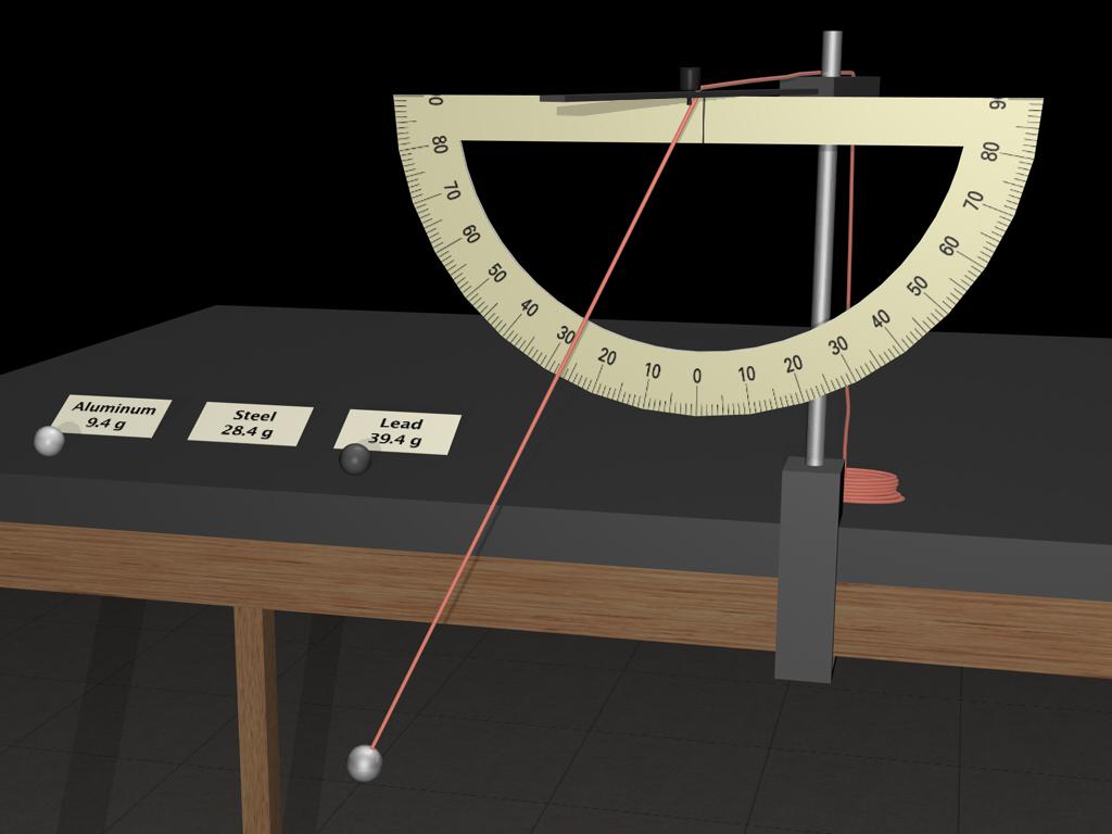 Pendulum | Polyhedron Physics Simulations
