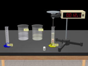 Archimedes Principle Apparatus