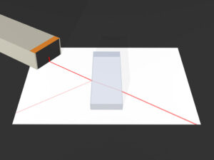 Ray Box and Rectangular Prism