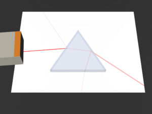 Ray Box and Triangular Prism