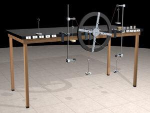 Rotational Equilibrium Apparatus